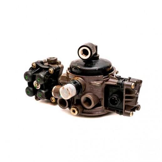 Цена ремонтых комплектов WACH-MOT (WACHMOT) Блок подготовки воздуха KNORR-BREMSE EL9003 + AE4667 / ZE 4602 / K025715 / WT/KSK.63.7C / WTKSK637C