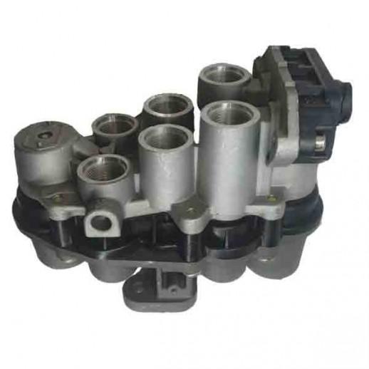 Цена ремонтых комплектов WACH-MOT (WACHMOT) Ремкомплект Клапана 4-х Контурного Защитного KNORR-BREMSE AE4528 (WT/KSK.80/1 / WTKSK801)
